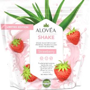 aloveia vegan shake