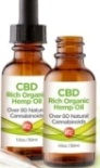 cbd rich organic hemp oil