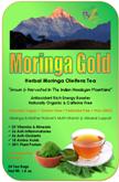 moringa gold tea